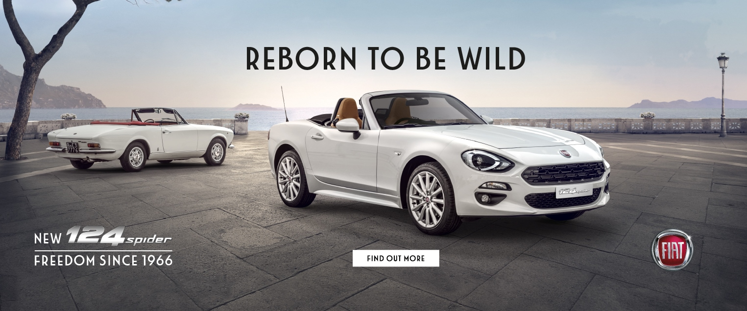 Fiat 124 Spider New Hull East Yorkshire